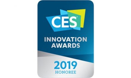 DFree Device Named a CES 2019 Innovation Awards Honoree