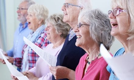 Singing for Parkinson's? Improvement in Gait and Finger Tapping Reported