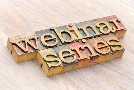 Webinar Series Investigates Somato-Sensory Reorganization Strategies