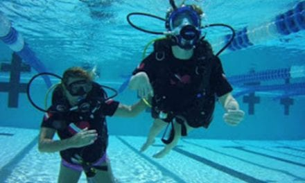 Diveheart Helps People of All Abilities to Dive Deep