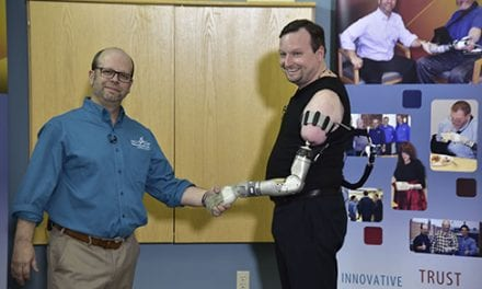 First Recipient to Receive LUKE Prosthetic Arm with TMR Surgery Announced