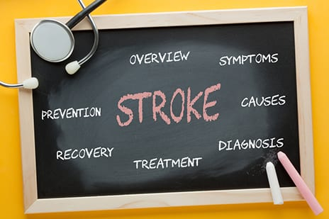 Stroke Recovery Aid Involves Blood Supply Regulation