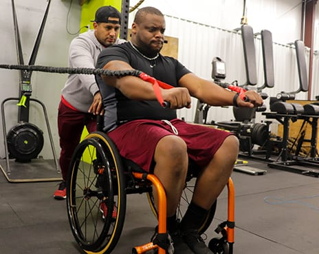 CrossFit After SCI? Adaptive Training Program Developed by Orlando Health
