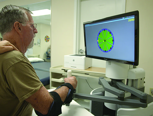 Stroke of Genius: Outfitting the Clinic for Neuro Recovery