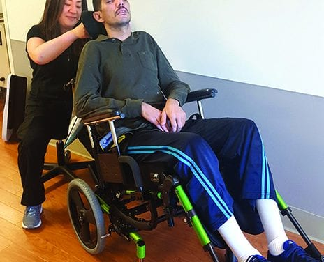 Seating Solutions for Medically Complex Patients