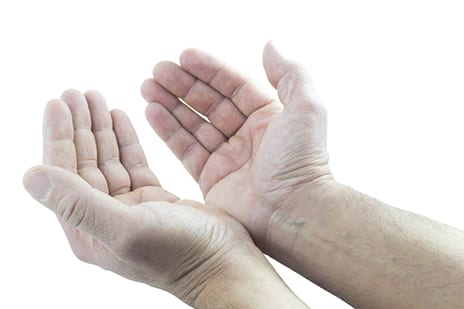 The Brain Stores Info About Missing Hand Regardless of Phantom Pain Sensations