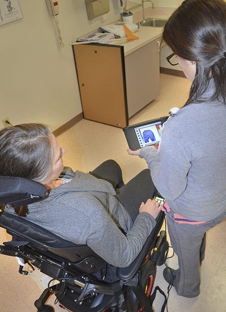 Wheelchair Assessment: Bringing Technologies and Users Together