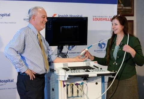 Hand Transplant Recipient Celebrates 20th Anniversary of Procedure