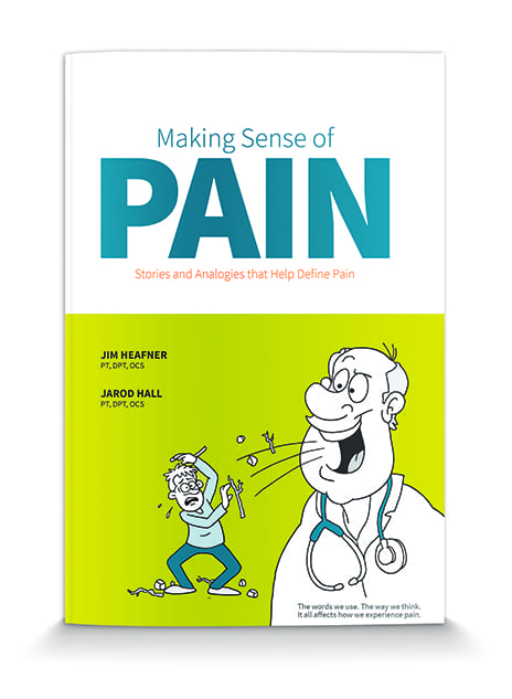 Pain Explanations Offered in New Book from OPTP