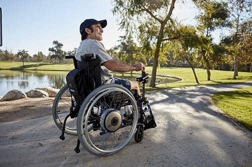 Yamaha Launches the NAVIGO Joystick Power System for Wheelchairs