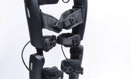 First Cigna Beneficiary to Receive ReWalk Exoskeleton