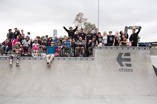 Sheckler Foundation to Present Adaptive Skateboarding at X Games