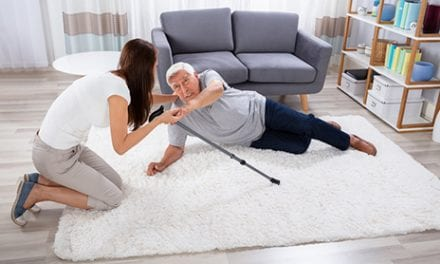 Many Older Adults Fall At Home In Well-Lit Rooms