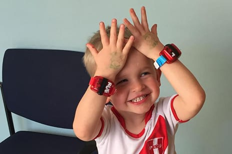 Wearable Motion Detector May Help ID Movement Problems in Kids