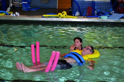 Aquatic Occupational Therapy