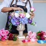 Occupational Therapy Via Floristry Offers Relief for Fibromyalgia
