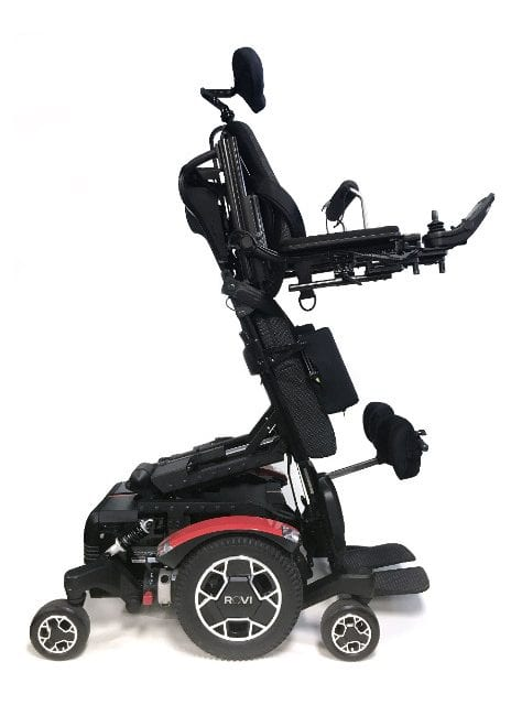 Motion Concepts Launches Modular Power Standing System