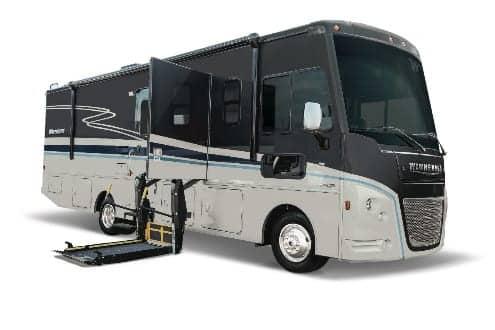 Wheelchair-Ready Motorhomes Make 2020 Debut