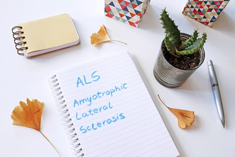 Genetic Variation Linked to ALS Severity ID'd