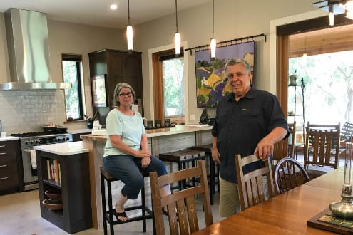For Boomers Reframing Aging, Age-Proofing A Home Won't Come Cheap