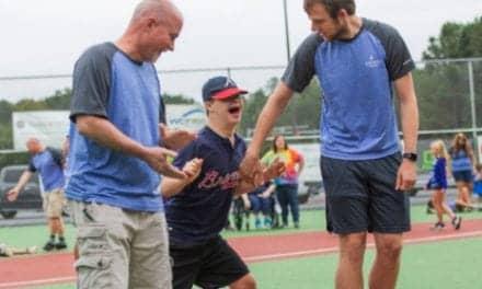 Miracle League Baseball Kicks off 12th Season on New Accessible Field