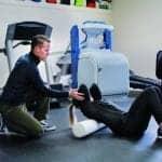 Pushing the Needle On Athletic Rehab
