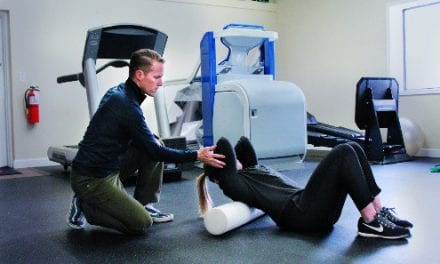 Pushing the Needle On Athletic Rehab