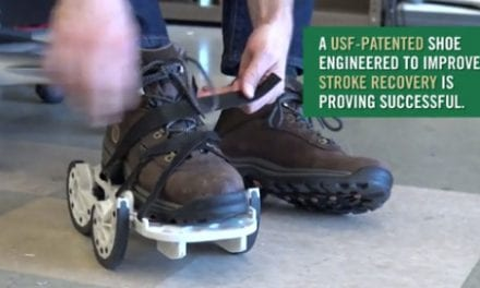 Therapeutic Shoe is Helping Stroke Patients Relearn How to Walk