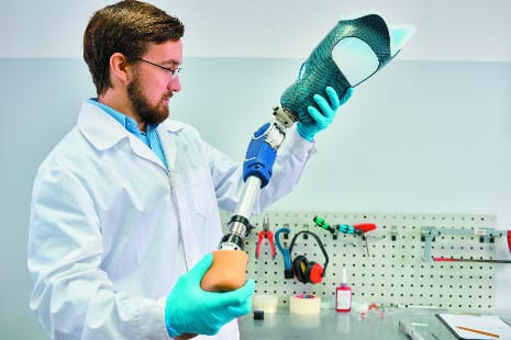 Synergies for Successful Prosthetics