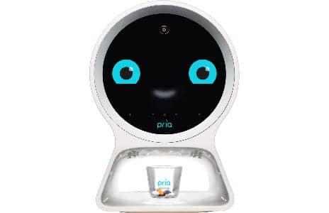 Meet Pria, a Companion Robot to Help Manage Home Care