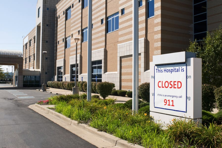 Coping with Loss of Hospital, Rural Town Realizes: We Don't Need a Hospital