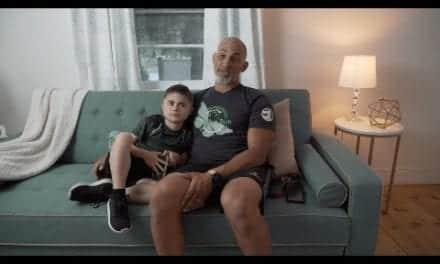 New Jersey Dad Declares War on Duchenne Muscular Dystrophy