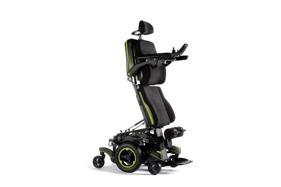 Sunrise Medical Launches the QUICKIE Q700-UP M Standing Wheelchair