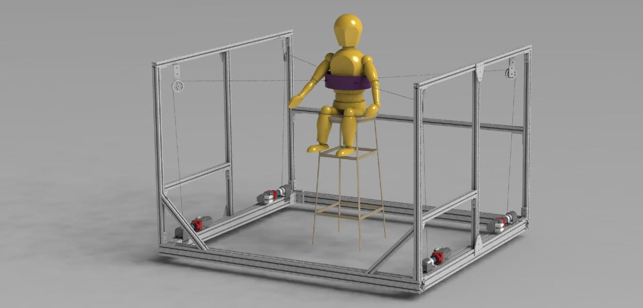 Robotic Device Aims to Help Those with SCI Build TruST When Sitting