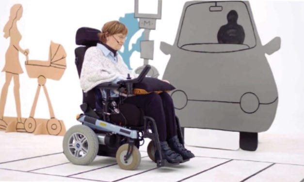 Numotion Brings NOW Tech's Power Wheelchair Control Systems to the US