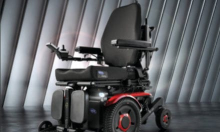 Invacare Corp Introduces the AVIVA FX Power Wheelchair at ISS