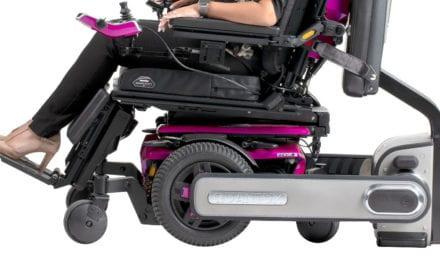 Q'STRAINT Releases the Quantum Gen II Wheelchair Securement Station