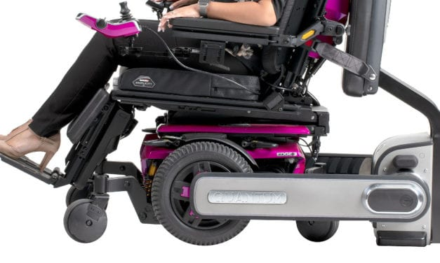 Q'STRAINT Releases the Quantum Gen II Wheelchair Securement Station