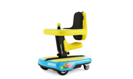 Permobil Rolls Out Powered Mobility for Toddlers