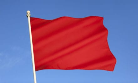 Red Flag for Rehab