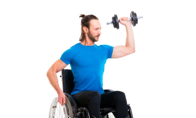 How High-Intensity Workouts Can Benefit People with Spinal Cord Injuries