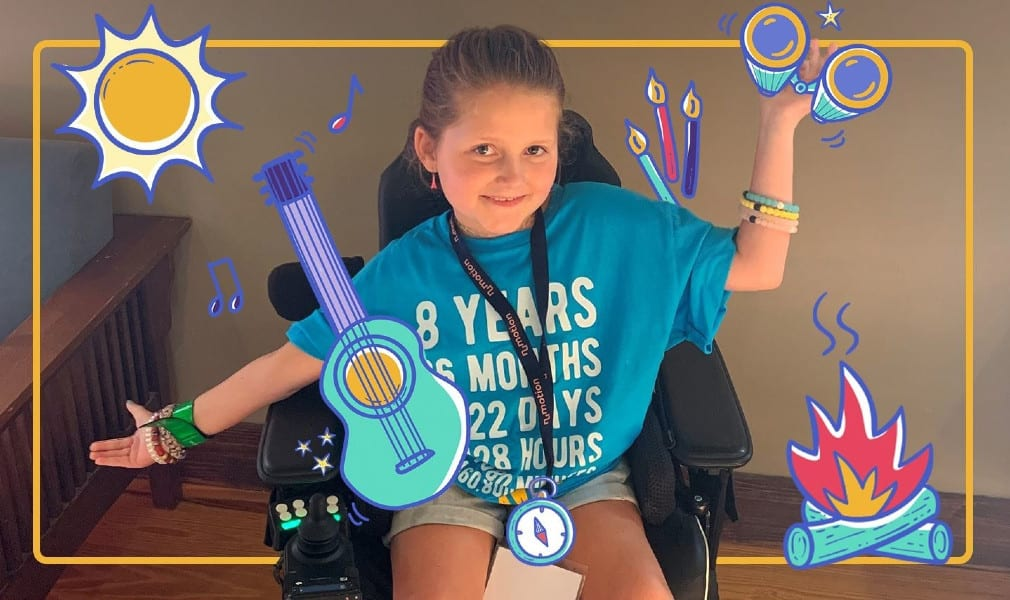 Register Now for MDA's Virtual Summer Camp