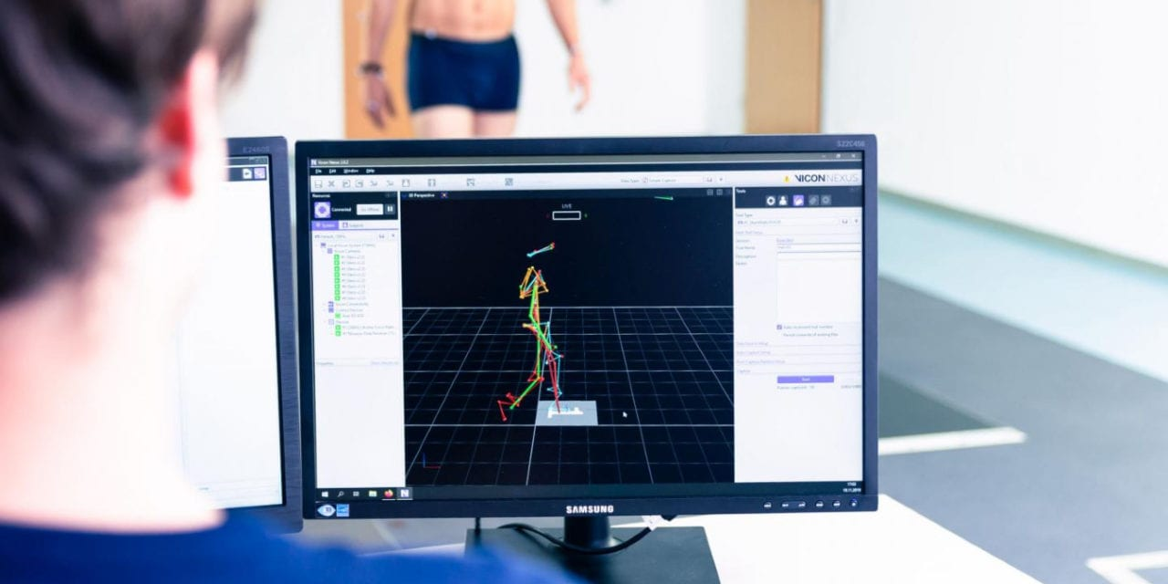 Search Here for Gait Analysis Data
