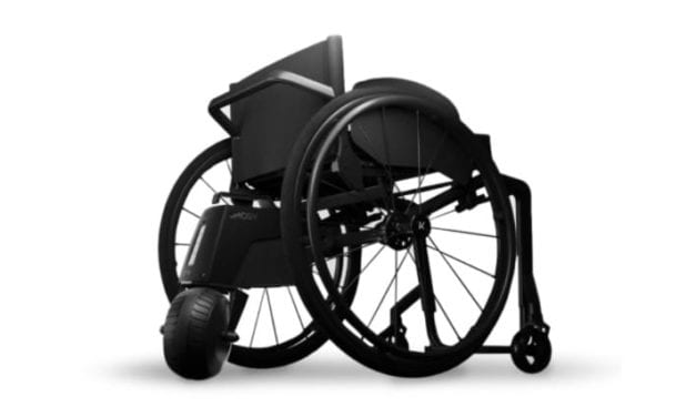 Invacare and Alber Introduce SMOOV one, a Portable Power Assist Solution