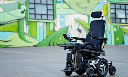 Permobil M-Series Features Enhancements Designed for Independence