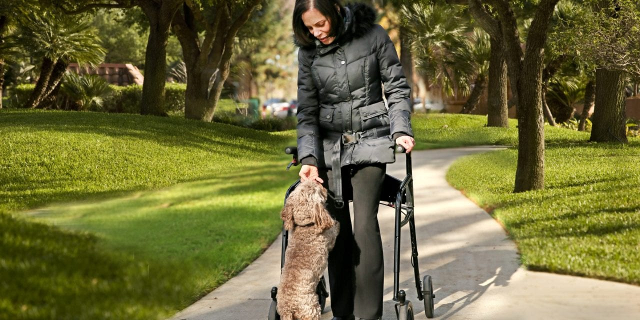 Core Mobility Launches the LifeGlider, Designed to Help Prevent Falls