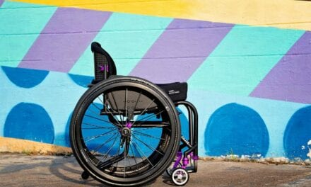 Permobil Launches ROHO Hybrid Select Hybrid Wheelchair Cushion