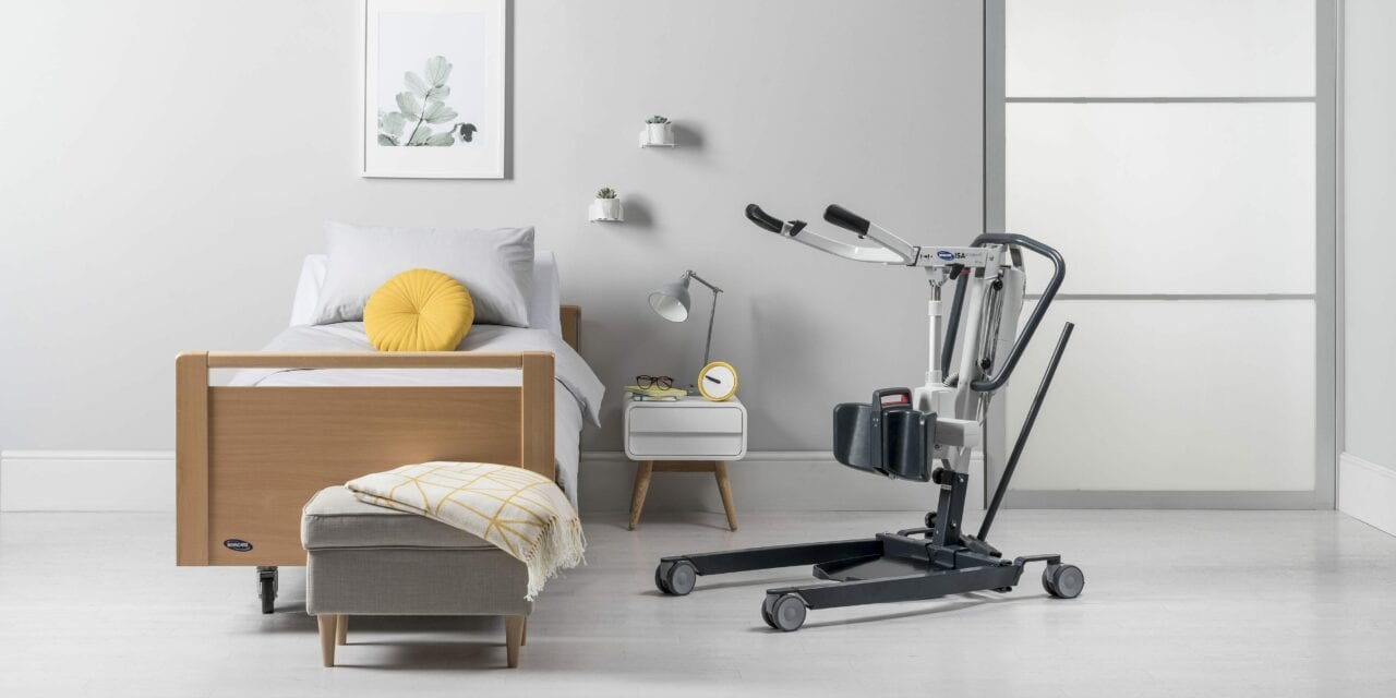 Invacare Corporation Introduces the ISA Premier Series Stand Assist Lifts