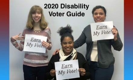 RespectAbility Releases Guides for Voters with Disabilities