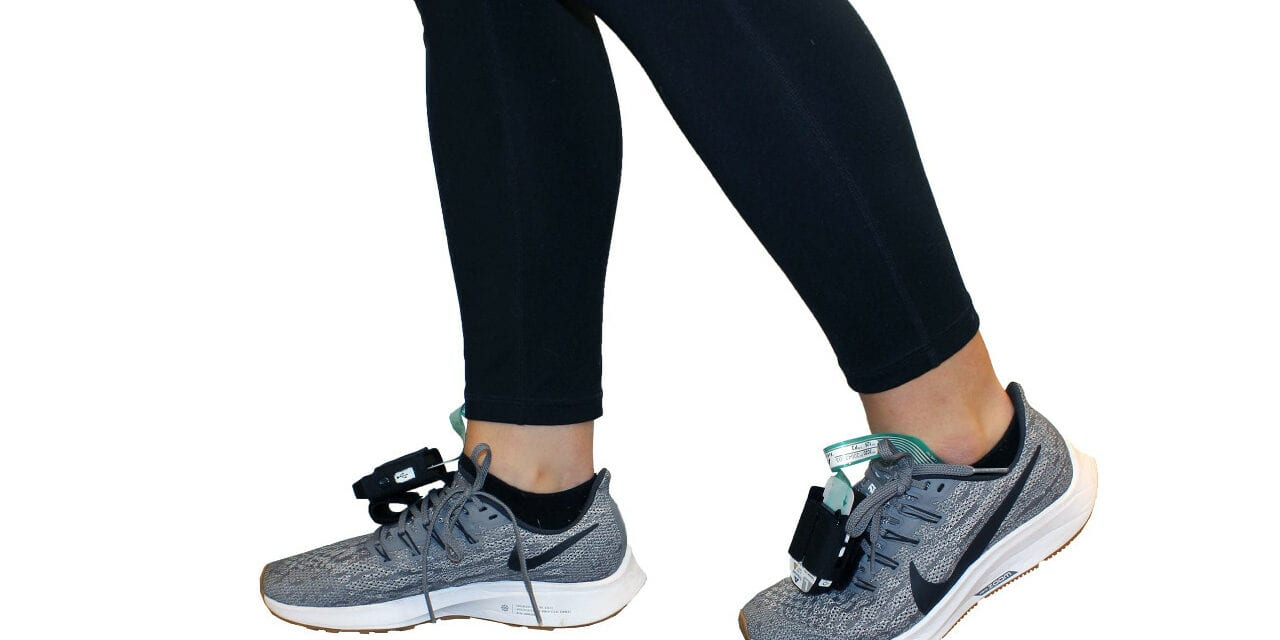 The F-Scan64: A Gait Data Collection System Built Inside the Shoe